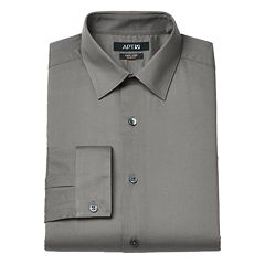 Men's Apt. 9® Slim-Fit Easy-Care Dress Shirt