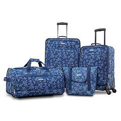 American Tourister Fieldbrook XLT 4-Piece Spinner Luggage Set