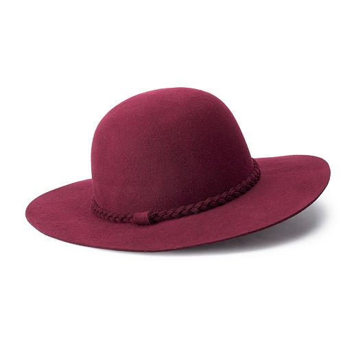 Women's Apt. 9® Felt Floppy Hat