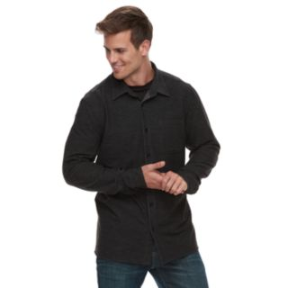 Men's ZeroXposur Classic-Fit Stretch Flannel Button-Down Shirt
