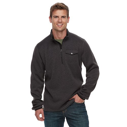Men's ZeroXposur Classic-Fit Quarter-Zip Pullover