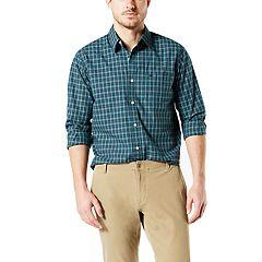 Men's Dockers Signature Comfort Flex Button-Down Shirt