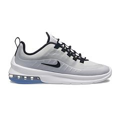 sports shoes 6c353 95d46 Nike Air Max Axis Premium Men s Sneakers. White Light Blue Fury White Black  Aluminum Black Volt Orange ...
