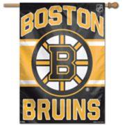 Boston Bruins Vertical Banner Flag