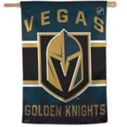 Vegas Golden Knights Vertical Banner Flag
