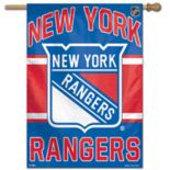 New York Rangers Vertical Banner Flag