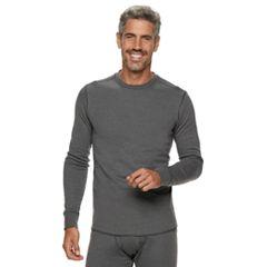 Men's Croft & Barrow® Thermal Base Layer Crewneck Underwear Tee