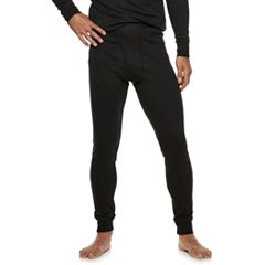 Men's Croft & Barrow® Thermal Base Layer Underwear Pants