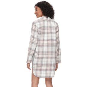 Women's SONOMA Goods for Life? Flannel Sleepshirt