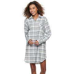 Women's SONOMA Goods for Life™ Flannel Sleepshirt