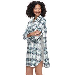 Women's SONOMA Goods for Life™ Flannel Sleepshirt