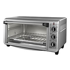 Black & Decker Extra-Wide Countertop Convection Toaster Oven