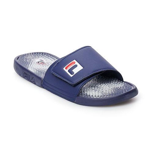 FILA® Massaggio Men's Slide Sandals