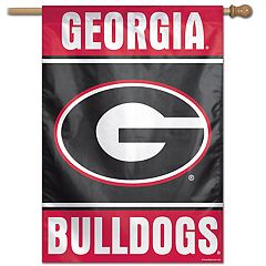 Georgia Bulldogs Vertical Banner Flag