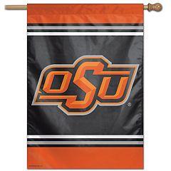 Oklahoma State Cowboys Vertical Banner Flag