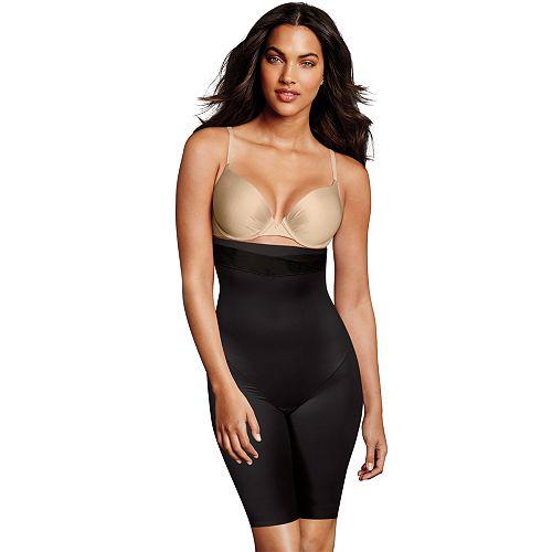 56fca0eee2949 Women s Maidenform Shape Skin Spa High Waist Thigh Slimmer DM0047