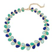 Napier Teardrop Collar Necklace