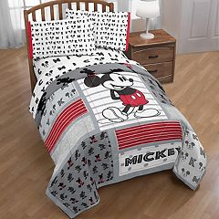 Disney's Mickey Mouse Classic Twin Full Comforter
