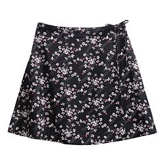 Girls 7-16 Maddie Floral Skater Skirt