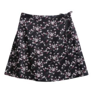 Girls 7-16 Maddie Floral Skater Skirt
