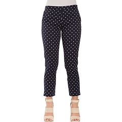 Women's IZOD Print Chino Capri Pants