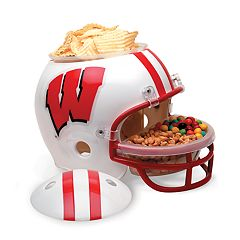 Wisconsin Badgers Snack Helmet