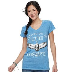 Juniors' Harry Potter 'Waiting On My Letter To  Hogwarts' Graphic Tee