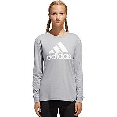Women's adidas Badge of Sport Long Sleeve Tee