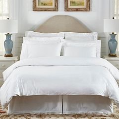 Pointehaven 525 Thread Count Duvet Cover Set