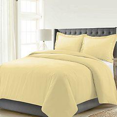 Celeste Home Flannel Duvet Cover Set