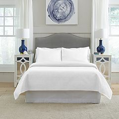 Pointehaven 525 Thread Count Quilt Set