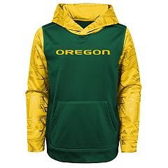 Boys 4-18 Oregon Ducks Performance Fleece Hoodie