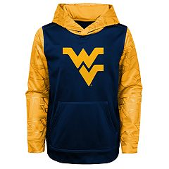 Boys 4-18 West Virginia Mountaineers Performance Fleece Hoodie