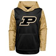 Boys 4-18 Purdue Boilermakers Performance Fleece Hoodie