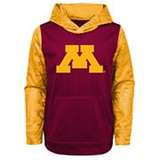 Boys 4-18 Minnesota Golden Gophers Performance Fleece Hoodie