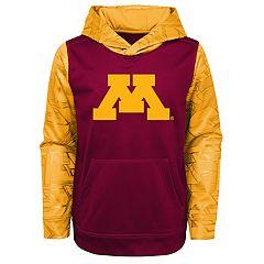 Boys 4-18 Minnesota Golden Gophers Performance Fleece Hoodie