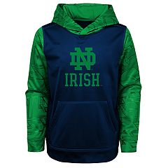 Boys 4-18 Notre Dame Fighting Irish Performance Fleece Hoodie