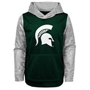 Boys 4-18 Michigan State Spartans Performance Fleece Hoodie