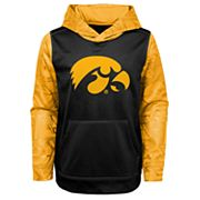 Boys 4-18 Iowa Hawkeyes Performance Fleece Hoodie