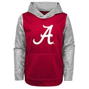 Boys 4-18 Alabama Crimson Tide Performance Fleece Hoodie