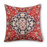Pointehaven Casablanca Textured Throw Pillow