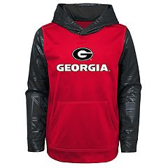 Boys 8-20 Georgia Bulldogs Performance Fleece Hoodie