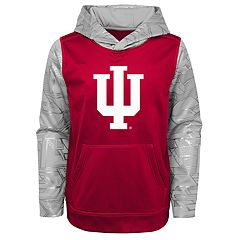 Boys 8-20 Indiana Hoosiers Performance Fleece Hoodie