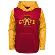 Boys 4-18 Iowa State Cyclones Performance Fleece Hoodie