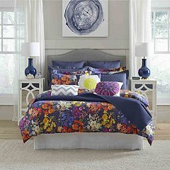 Pointehaven Marseille Digital Print Duvet Cover Set