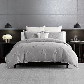 Simply Vera Vera Wang Light Falling Floral 3-piece Comforter Set