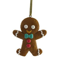 Disney's The Nutcracker and the Four Realms Resin Gingerbread Man Christmas Ornament