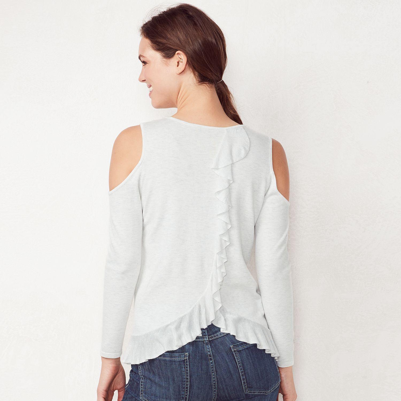 1d4706d612f Dressy Cold Shoulder Tops Plus Size – Rockwall Auction
