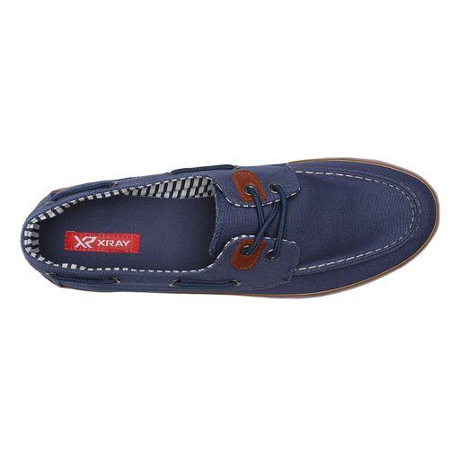 XRay Sangay Men's Boat Shoes