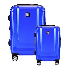 FUL Load Rider 2-Piece Spinner Luggage Set